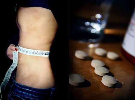 Лечение анорексии в домашних условиях: что