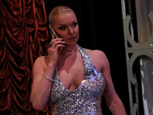 Анастасия Волочкова шокировала пьяным видео