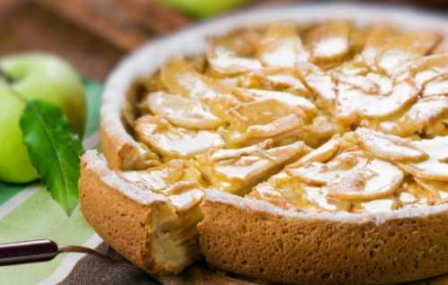 Рецепты слоёной выпечки с яблоками, секреты