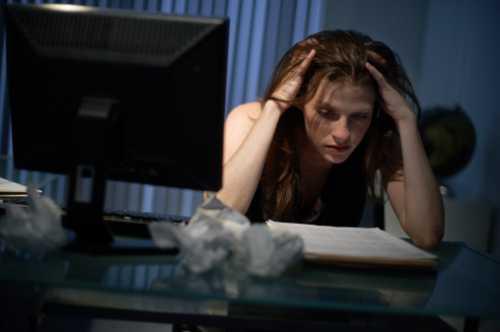Мысли о стрессе усугуляют стресс