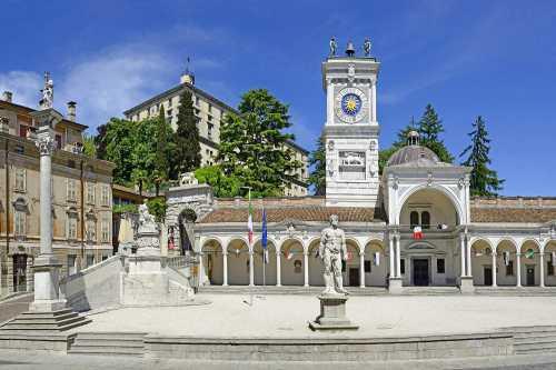 Площадь Свободы, Piazza della Liberta
