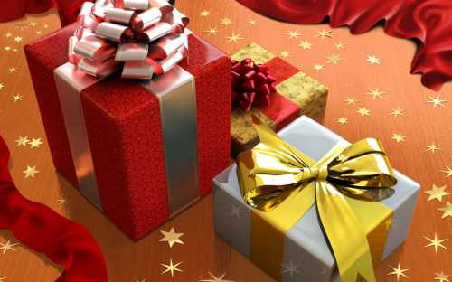 Рождественский подарок для холостяка