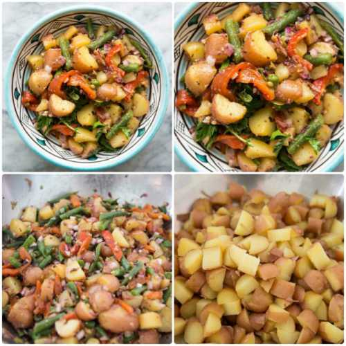 Интересные рецепты салатов с фото Простые новинки на праздник или каждый день