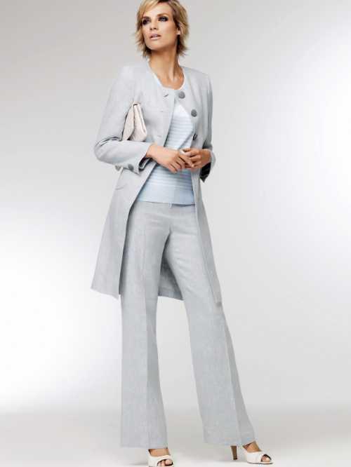 Классический стиль в одежде для девушек