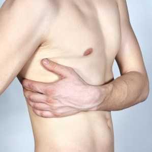 Ушиб грудной клетки: что делать и как лечить, что