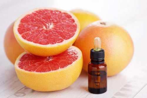 Эфирное масло грейпфрута