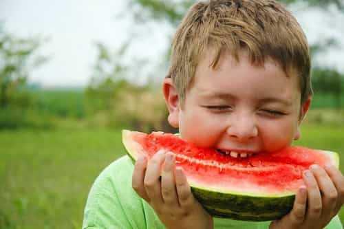 Отравление арбузом: симптомы, причины, это