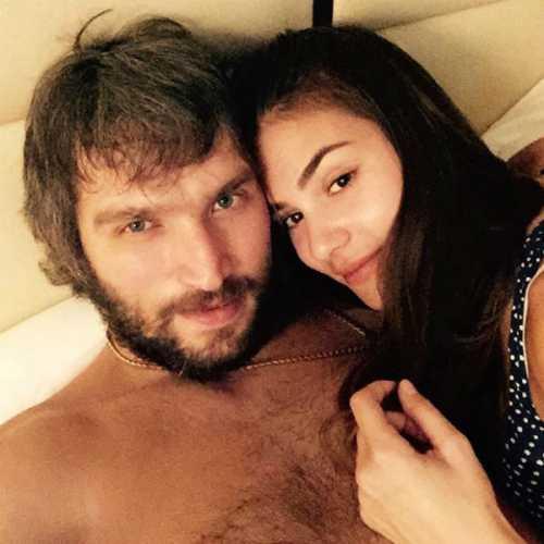 Александр Овечкин поделился интимным снимком