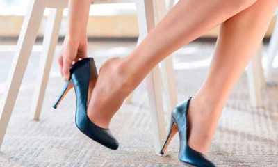 Как сделать обувь менее скользкой подручными средствами
