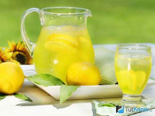 Напитки для похудения с медом, имбирем, лимоном,