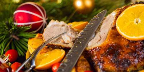 Рецепты Рождественского гуся, секреты выбора
